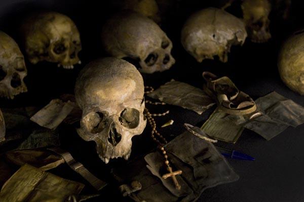 Rwanda Genocide by Steve Evans