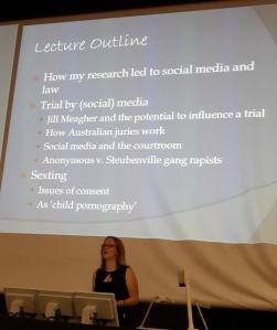 Deb's Lecture - 'Twitter on Trial'